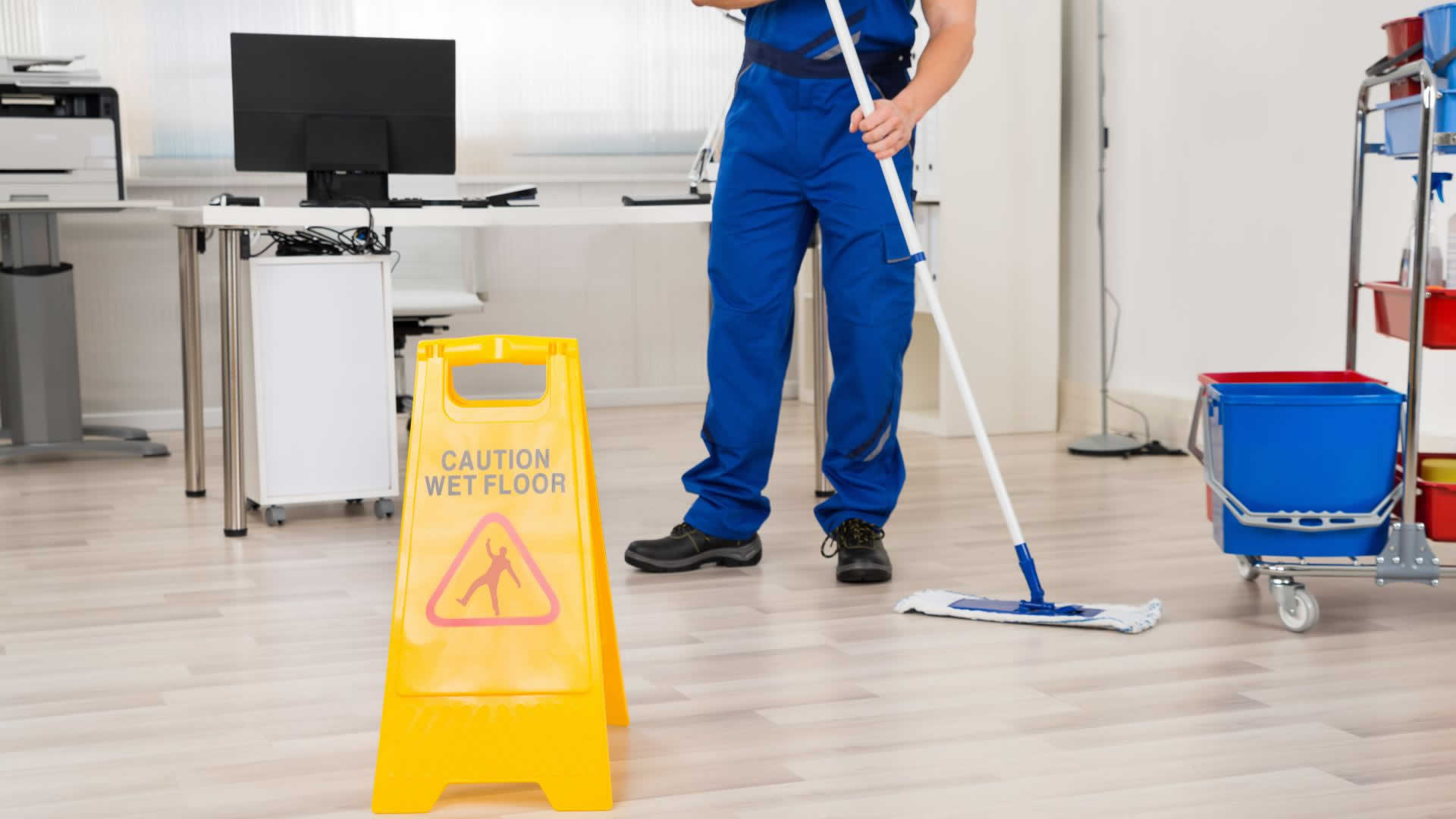 Commercial Janitorial Services Vernon